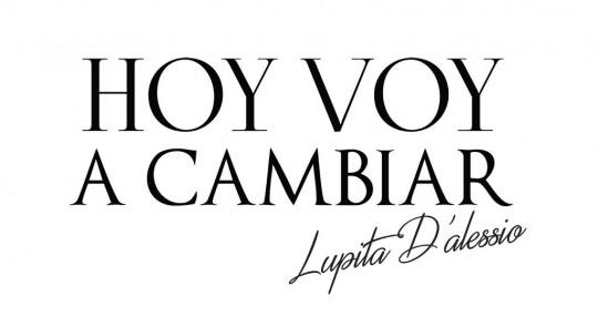 Lupita D´Alessio – Yo sigo aquí