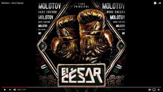 Molotov – Arre Caesar (Soundtrack El César)