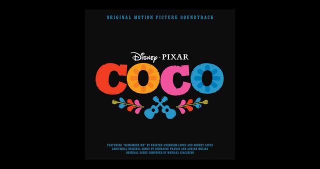 Soundtrack de la película Coco