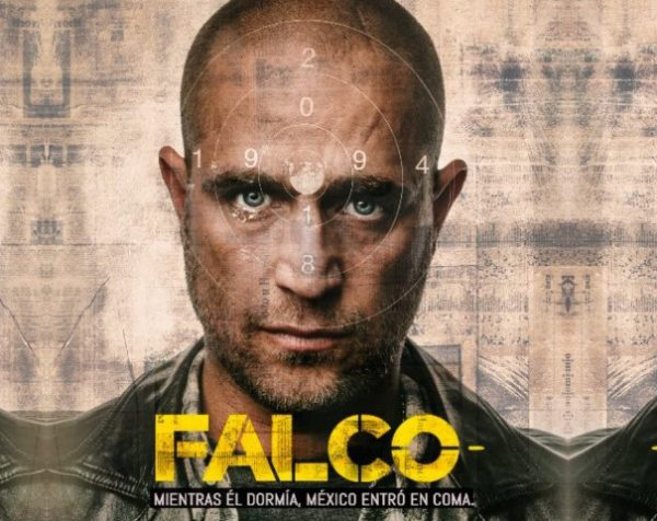 Falco: poster y sinopsis de la serie con Michel Brown