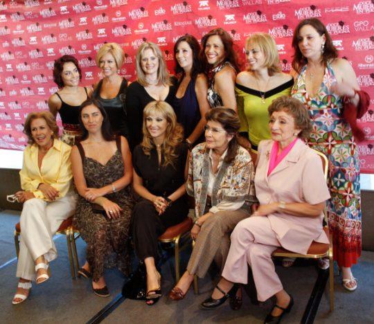 Alfombra Roja: 12 Mujeres en Pugna