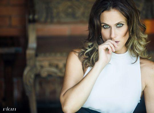 Alexandra Graña, la villana de la telenovela Entre el amor y el deseo