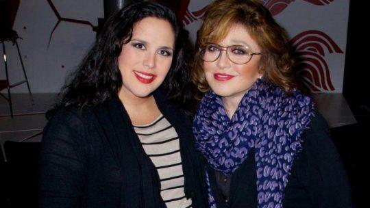 Angélica María y Angélica Aragón podrían trabajar juntas
