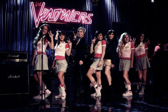 The Veronicas en Atrévete a Soñar