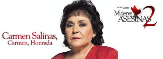 Mujeres Asesinas: 02×13 Carmen, Honrada
