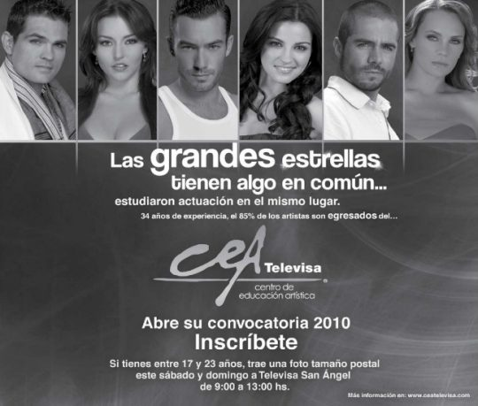 El CEA abre su convocatoria 2010