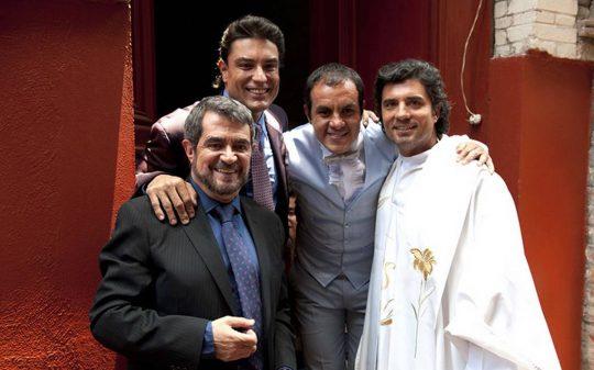 Cuauhtémoc Blanco termina participación en la novela Triunfo del amor