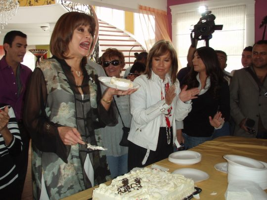 Fotos del Cumpleaños de Daniela Romo