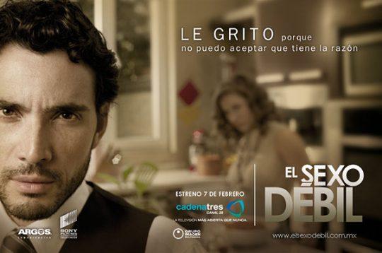 Nuevo poster de El Sexo Débil: Arturo Ríos