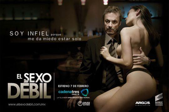 Promo El Sexo Débil: Agustín Camacho