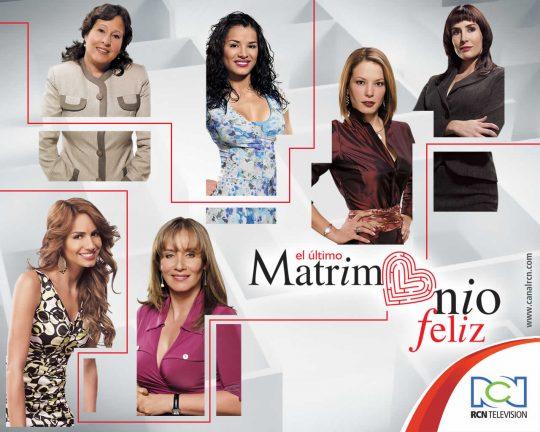 Elenco de la telenovela Matrimonios (El último matrimonio feliz)