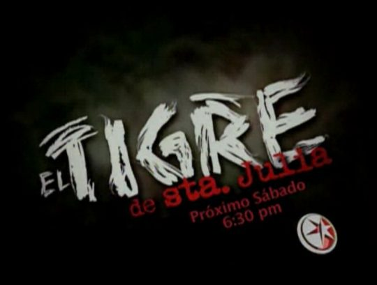 El Tigre de Santa Julia con Irán Castillo, Ivonne Montero y Miguel Rodarte por Canal 2