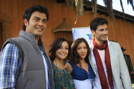 Presentación de la telenovela Eternamente Tuya