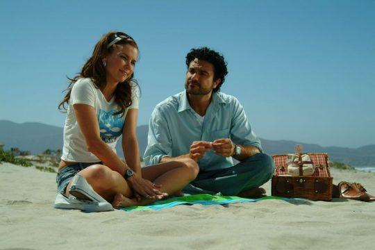 Jaime Camil y Gabriela Vergara en Recién Cazado