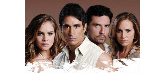 Herencia de Amor, protagonizada por Diego Olivera y Luz Cipriota