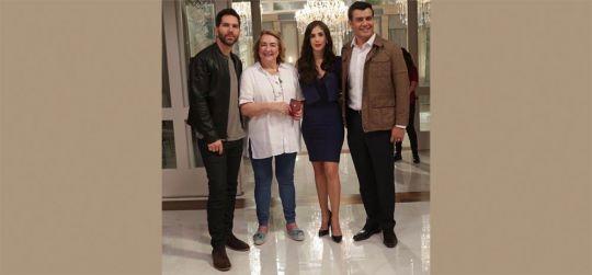Elenco de la telenovela La Usurpadora