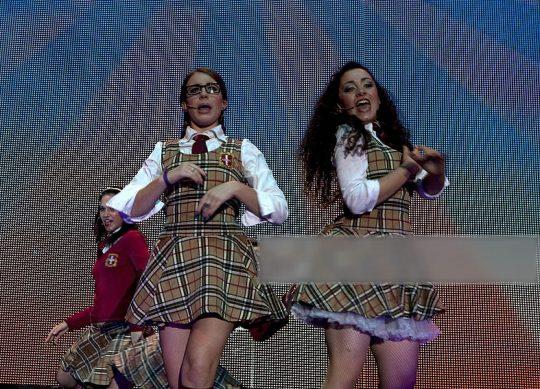 Gira Española e Italiana del Musical de Patito Feo con Laura Esquivel