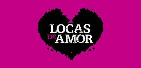 Logo de Locas de amor, versión México