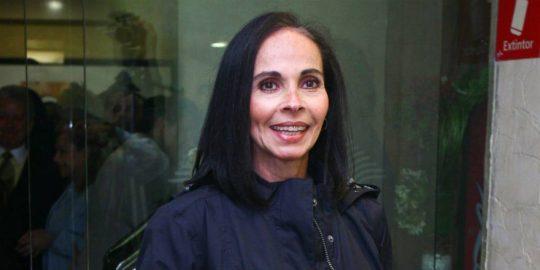 Macaria sustituirá a Verónica Castro en Los Exitosos Pérez