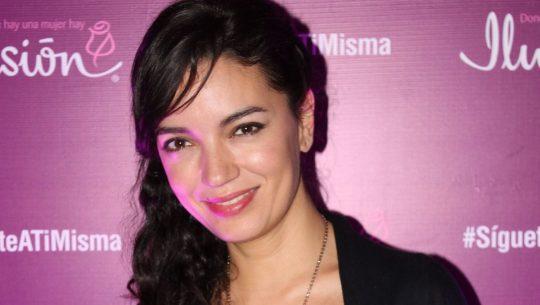 María Adelaida Puerta y Danna García en Lesbianas