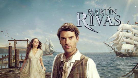 Martín Rivas, nueva producción de TVN