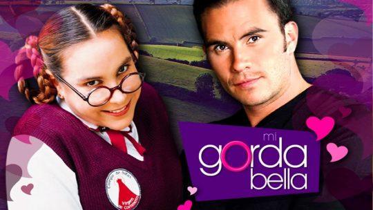Canal Caracol transmite la telenovela venezolana Mi gorda bella