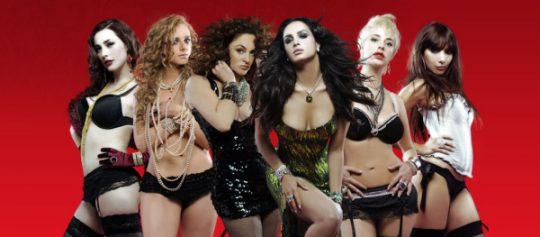 Chilevisión estrena la teleserie Mujeres de lujo