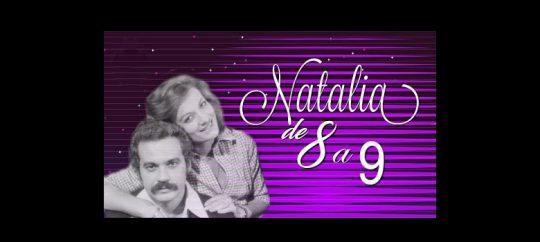 Natalia de 8 a 9 en TV Azteca