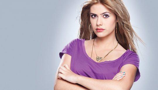 Promocional de la telenovela Niñas mal (Jéssica San Juan)