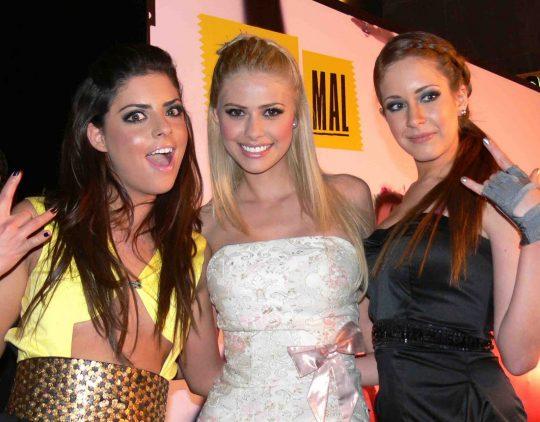 13 de septiembre el estreno de la telenovela Niñas mal en MTV