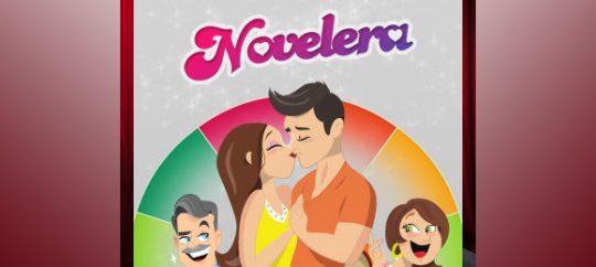 Novelera, juego sobre Telenovelas para iPad, iPhone e iPod