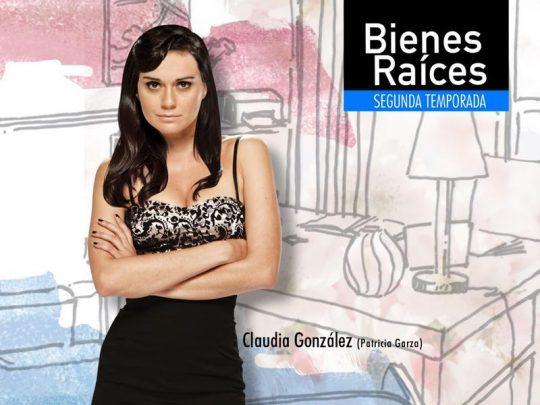 Paty Garza sustituye a Gaby de la Garza en Bienes Raíces 2