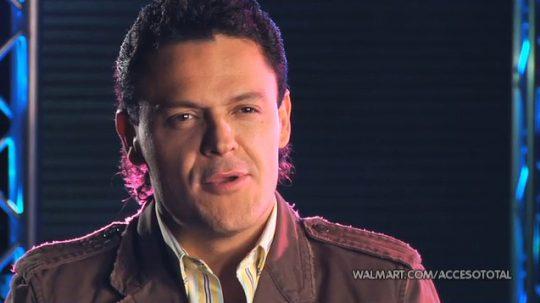 Video: Pedro Fernandez en Acceso Total
