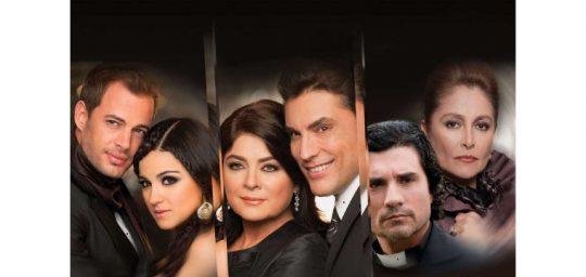 Poster a color telenovela Triunfo del amor