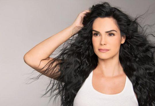 Scarlet Ortiz es la protagonista de la telenovela Rafaela