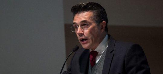 Sergio Mayer y Eduardo Rodríguez a Fuego en la sangre