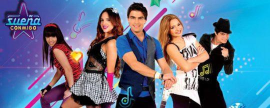 Poster de la serie juvenil Sueña conmigo