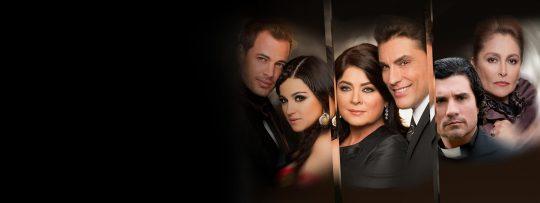 Primer poster de la telenovela Triunfo del amor