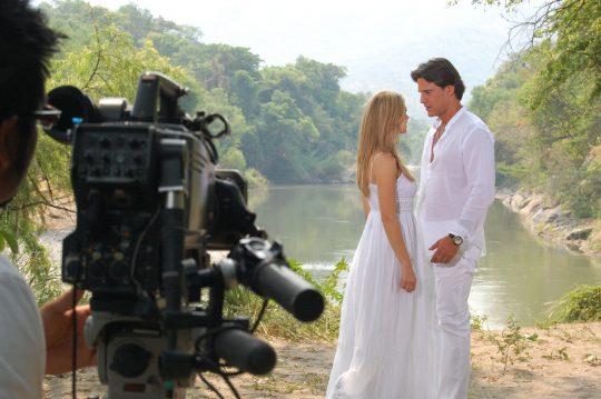 Zacatillo: Beso final entre Karla y Gabriel, habrá segunda parte?