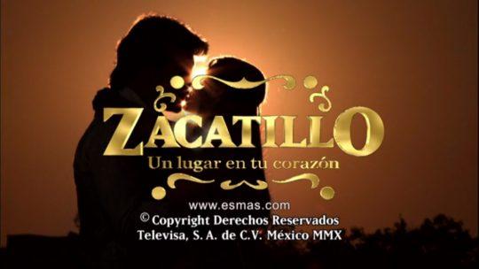 Canal 9 de Argentina estrena Zacatillo, un lugar en tu corazón