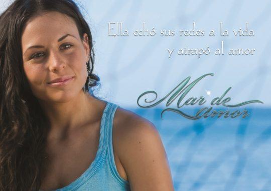 Zuria Vega, la protagonista de Mar de Amor