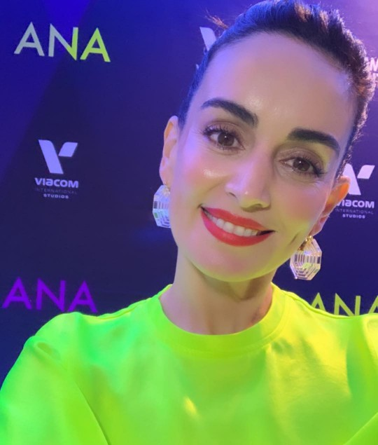 ana de la reguera serie amazon prime