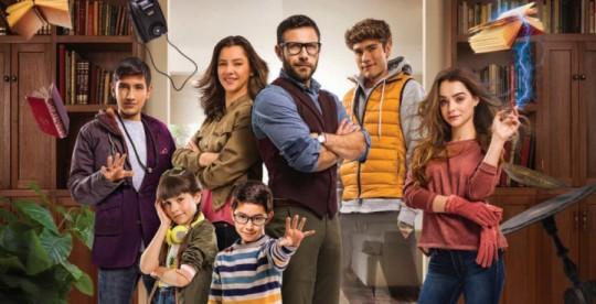 Poster de la serie 'Los elegidos: Una familia poderosa'