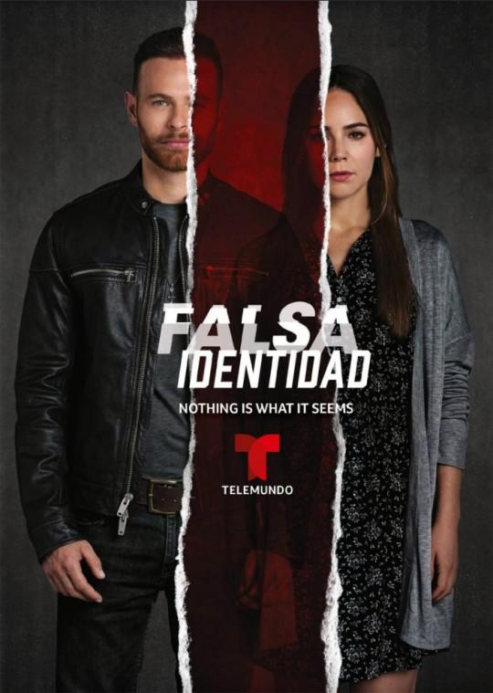 poster falsa identidad