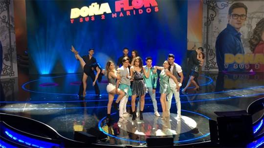 Baila, tema de salida de Doña Flor y sus dos maridos