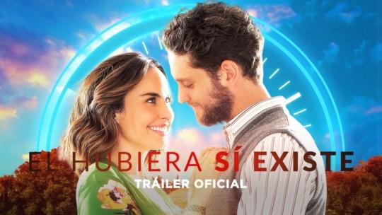 Película El hubiera si existe, con Ana Serradilla y Christopher Von Uckermann