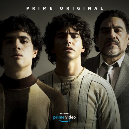 Elenco de la serie Maradona de Amazon Prime Video