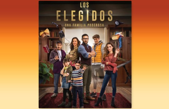 Estreno de la serie 'Los elegidos: Una familia poderosa'