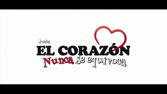 Letra de la canción «El corazón no se equivoca» – Emilio y Joaquín Bondoni