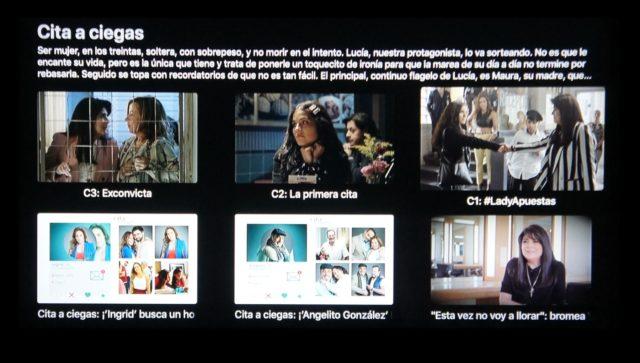Pre-estreno de la telenovela Cita a ciegas